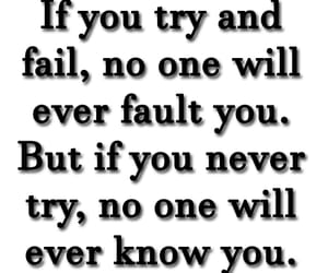 fail, quotes on life, and life advice image