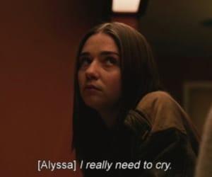 mood, tvshow, and sad image