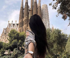 Barcelona, travel, and follow me image