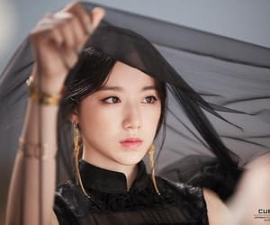 kpop, g idle, and shuhua image