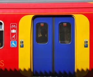 red, blue, and yellow image