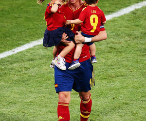 baby, football, and children image