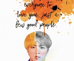 beautiful, jin, and quotes image