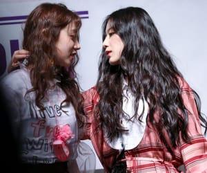 kpop, soyeon, and miyeon image