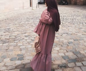 fashion, hijabista, and hijab image