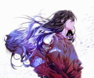 inuyasha, anime, and anime boy image