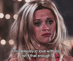 legally blonde, quotes, and subtitles image