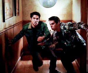 gif, tyler posey, and dylan o'brien image