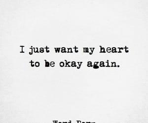 broken, heal, and heartbreak image