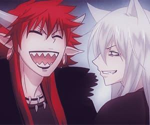 anime, boys, and funny image