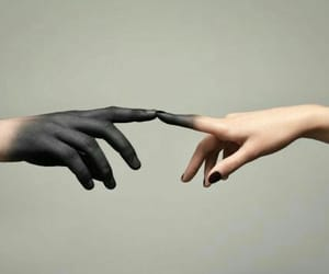 black, stay with me, and love image