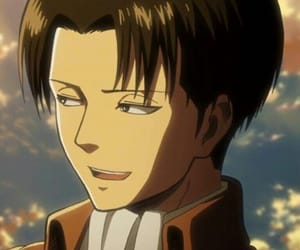attack on titan, levi, and levi ackerman image