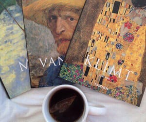 art, van gogh, and aesthetic image