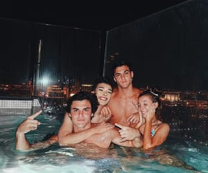 ethan, james charles, and squad image