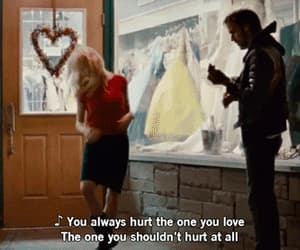 dance, blue valentine, and gif image
