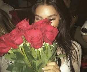 rose, girl, and chantel jeffries image