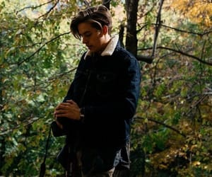photography, cole sprouse, and grunge love image