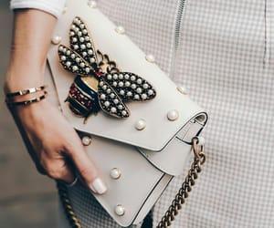 bags, handbags, and elegant image