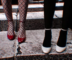 shoes, grunge, and aesthetic image