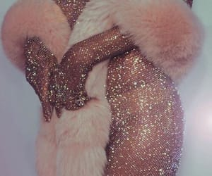 glitter, pink, and rihanna image