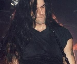 peter steele, type o negative, and cabeludo image