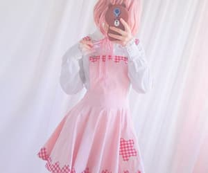 clothes, dress, and kawaii image