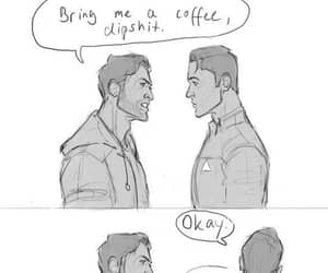 funny, Connor, and gavin image