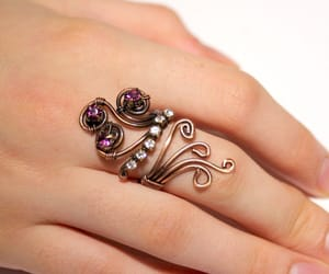beautiful, handmade, and jewelry image