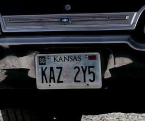 car, supernatural, and tv series image