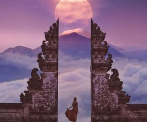 bali, girl, and indonesia image