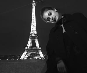 paris, model, and taylor hill image