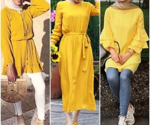 yellow blouse image