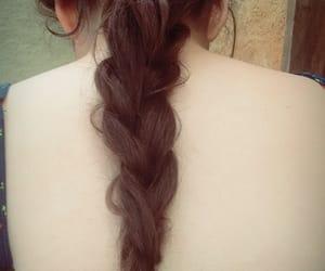 hair, tumblr, and trança image