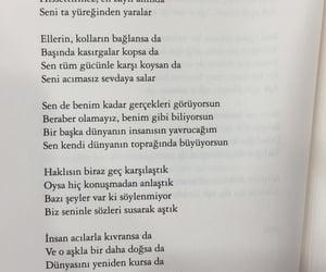 ask, poem, and sad image