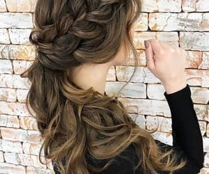 hairstyle, beuty, and hair image