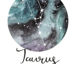 astrology, taurus, and zodiac image