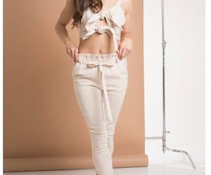 fashion, pants, and top image