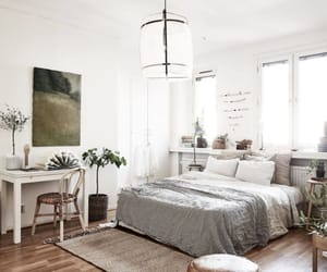 bedroom, green, and inspiration image