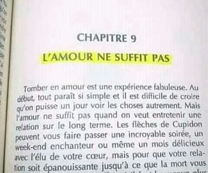 aimer, texte, and amour image