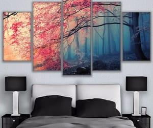 cherry blossom, christmas, and creativity image