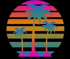aesthetic, color, and rainbow image