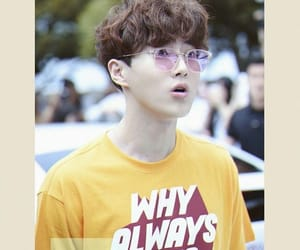 Chen, kpop, and yellow image
