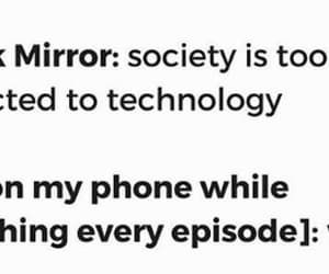 lol and black mirror image