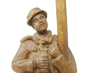 etsy, wood carving, and woodcarving image