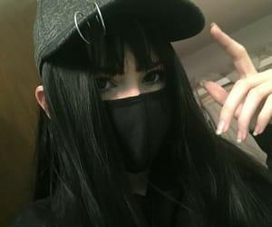 black, girl, and ninja image