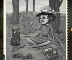 kitty, fran bow, and sweet cat image