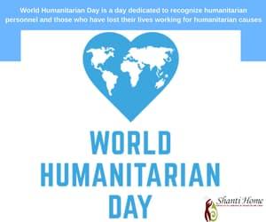 psychiatrist, shanti home, and world humanitarian day image