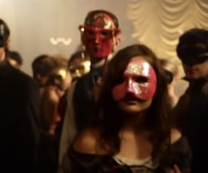 couples, masks, and one republic image