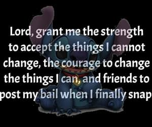 courage, funny quote, and god image