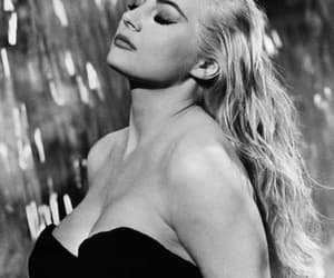 1960, black and white, and anita ekberg image